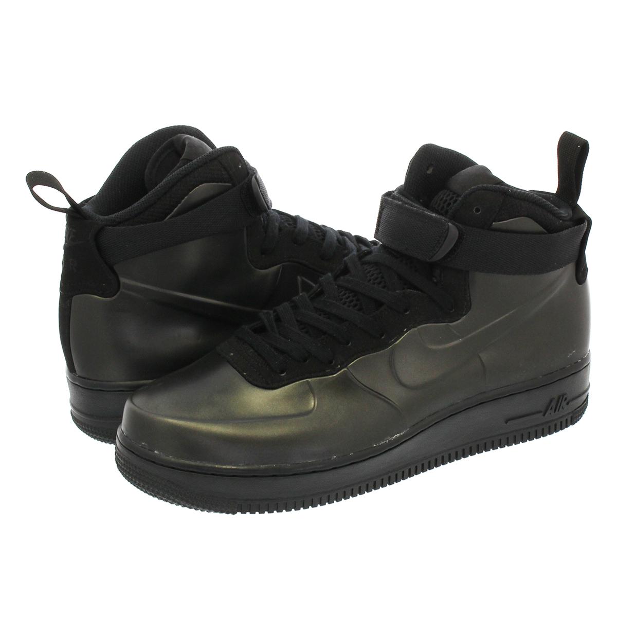 buy popular ec748 28c69 NIKE AIR FORCE 1 FOAMPOSITE CUP Nike air force 1 フォームポジットカップ  BLACK/BLACK/BLACK ah6771-001