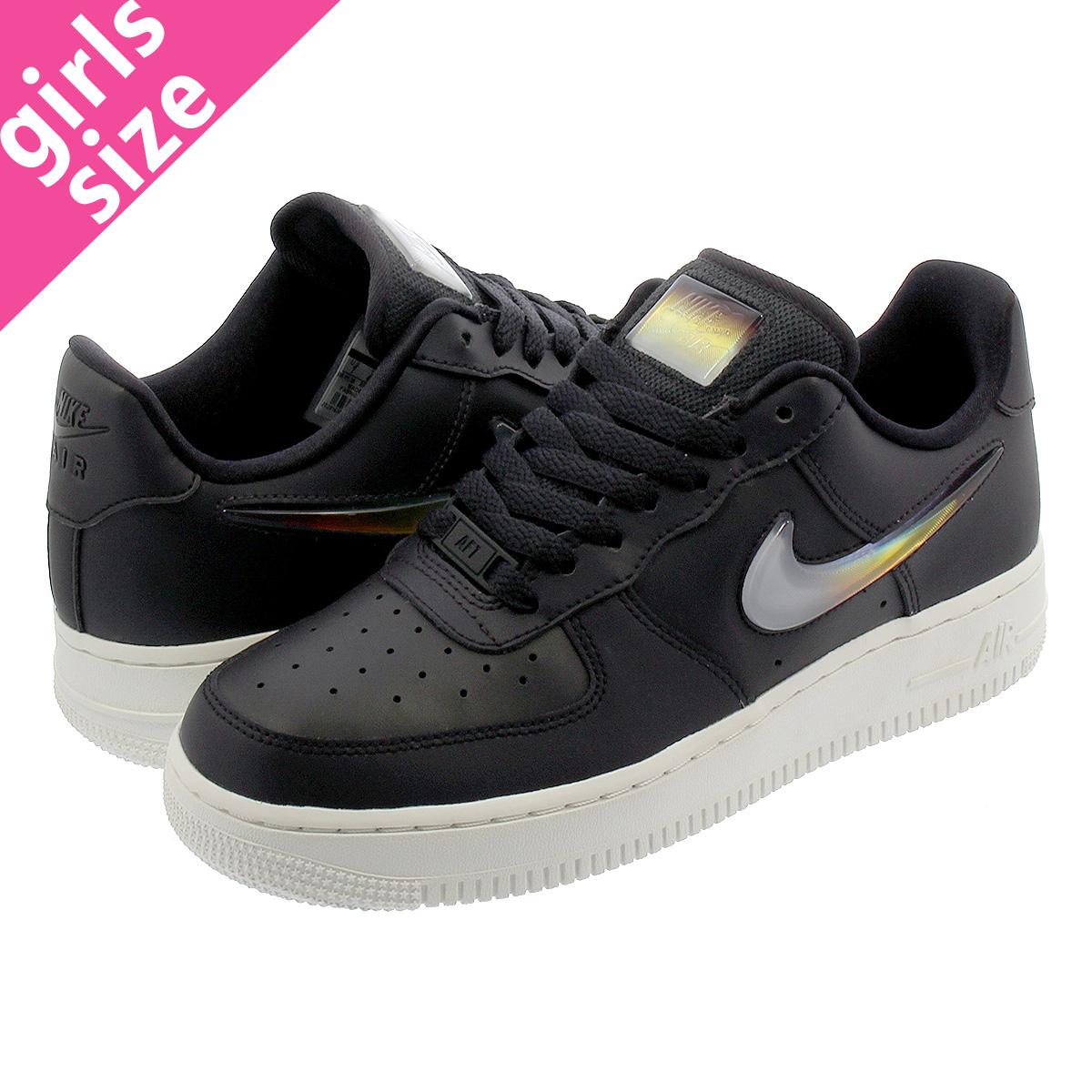 online retailer f24c6 7c888 NIKE WMNS AIR FORCE 1  07 SE PRM Nike women air force 1  07 SE PRM BLACK  BLACK ah6827-004