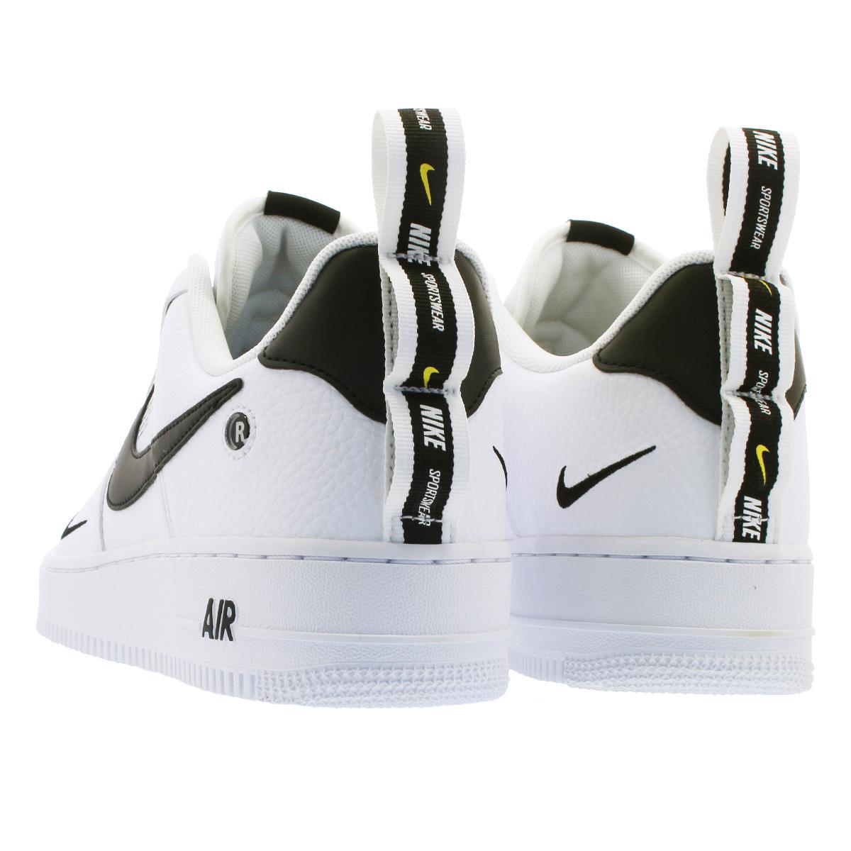 NIKE AIR FORCE 1 '07 LV8 UTILITY Nike air force 1 '07 LV8 utility WHITEWHITEBLACKTOUR YELLOW aj7747 100