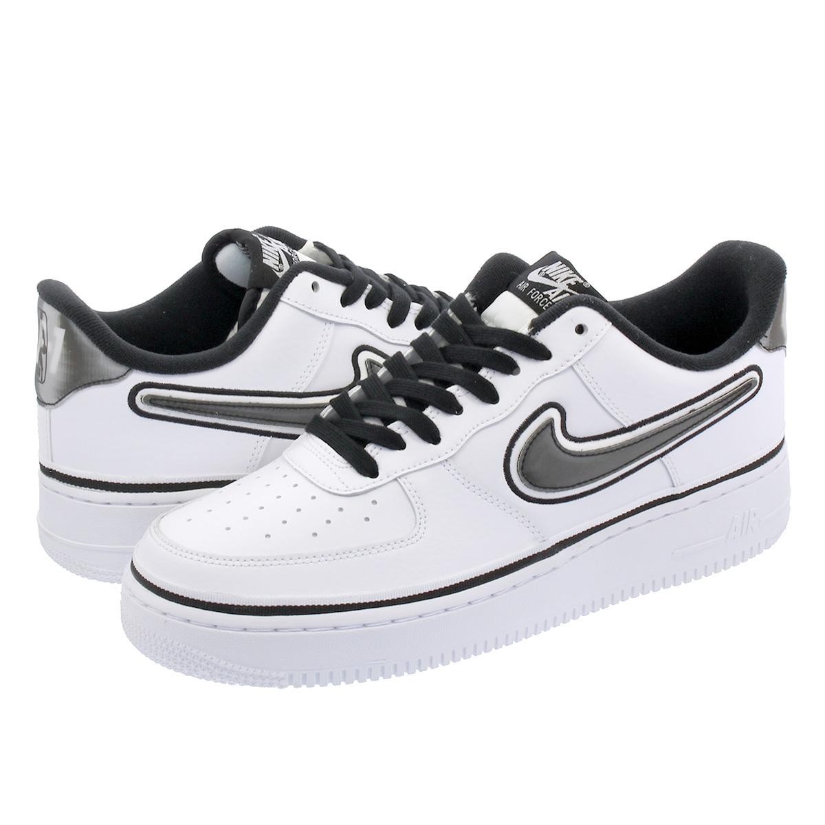 sports shoes fcf4e 975fb NIKE AIR FORCE 1  07 LV8 SPORTS Nike air force 1  07 LV8 WHITE BLACK  aj7748-100