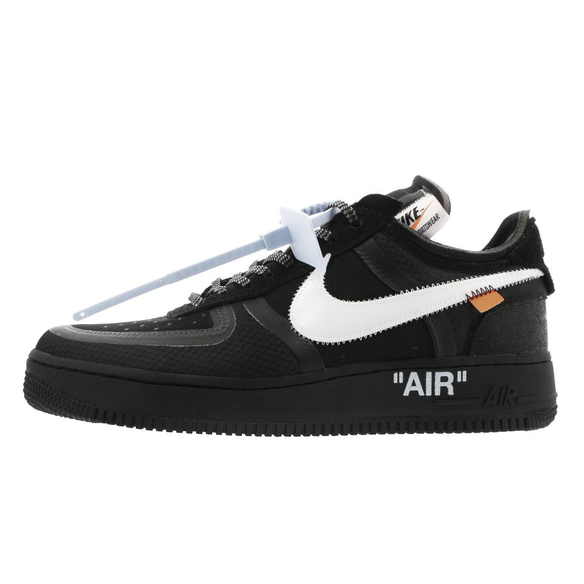 air force 1 per off white
