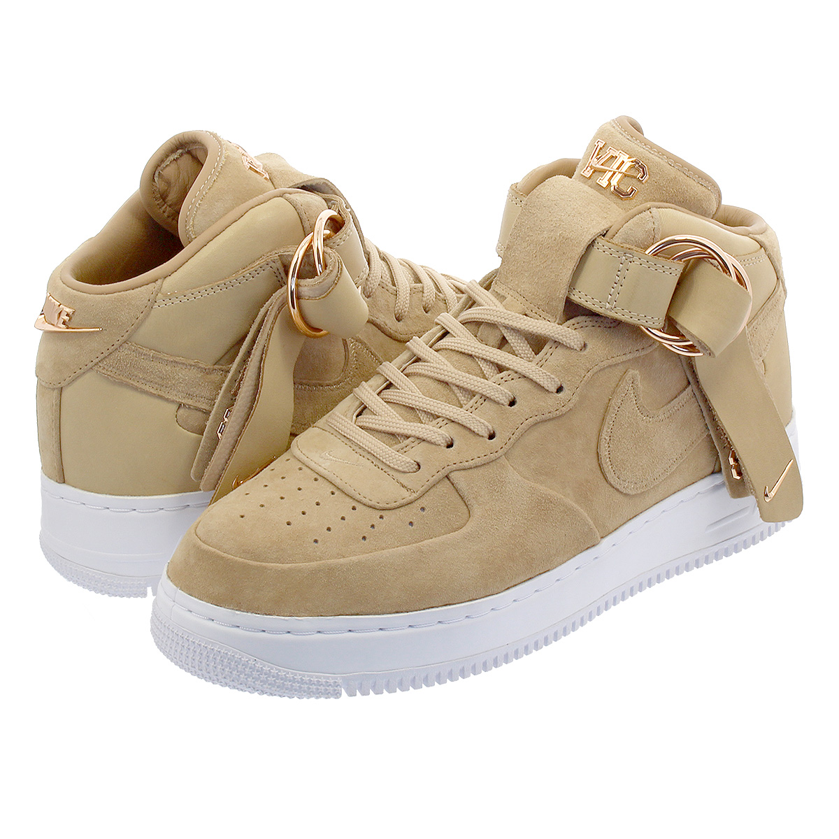 7f4491314ec1c 楽天市場】NIKE AIR FORCE 1 MID CMFT × VICTOR CRUZ ナイキ × ビクター ...