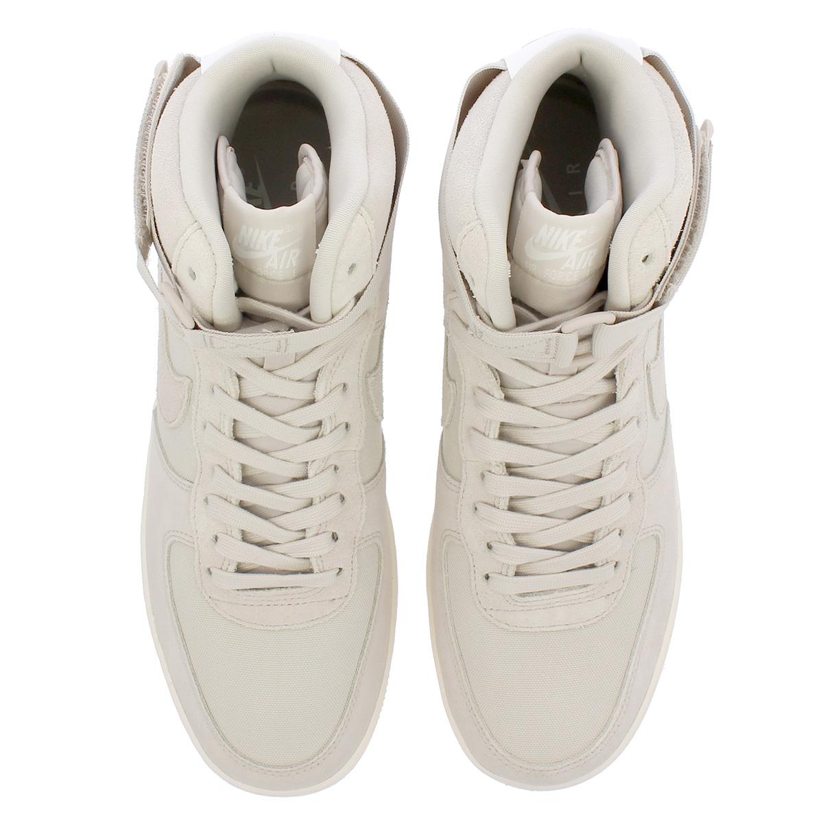 cc50c1da6f321 NIKE AIR FORCE 1 HIGH 07 SUEDE Nike air force 1 high 07 suede BEIGE CREAM  WHITE WHITE aq8649-001