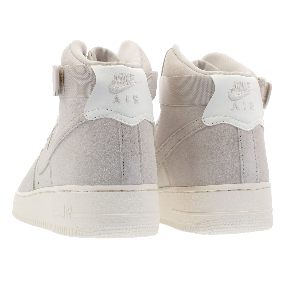 buy online f4e65 2663a NIKE AIR FORCE 1 HIGH 07 SUEDE Nike air force 1 high 07 suede BEIGE CREAM  WHITE WHITE aq8649-001