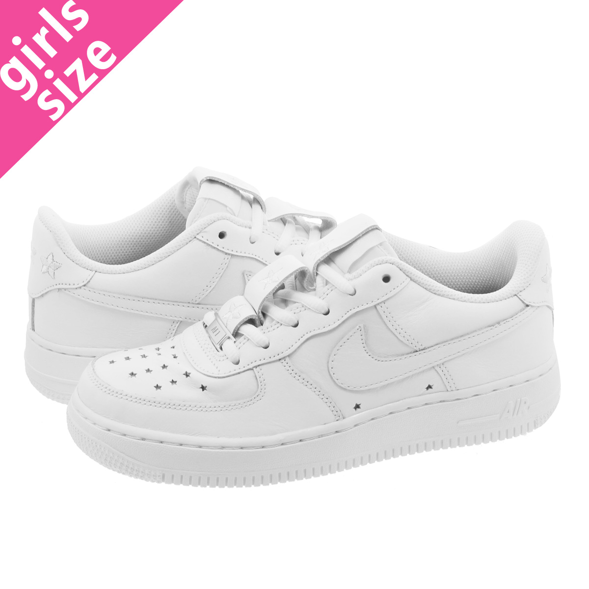 【大人気の女の子サイズ♪】 NIKE AIR FORCE 1 LOW 【INDEPENDENCE DAY PACK】 ナイキ エア フォース 1 ロー WHITE/MIDNIGHT NAVY ar0688-100