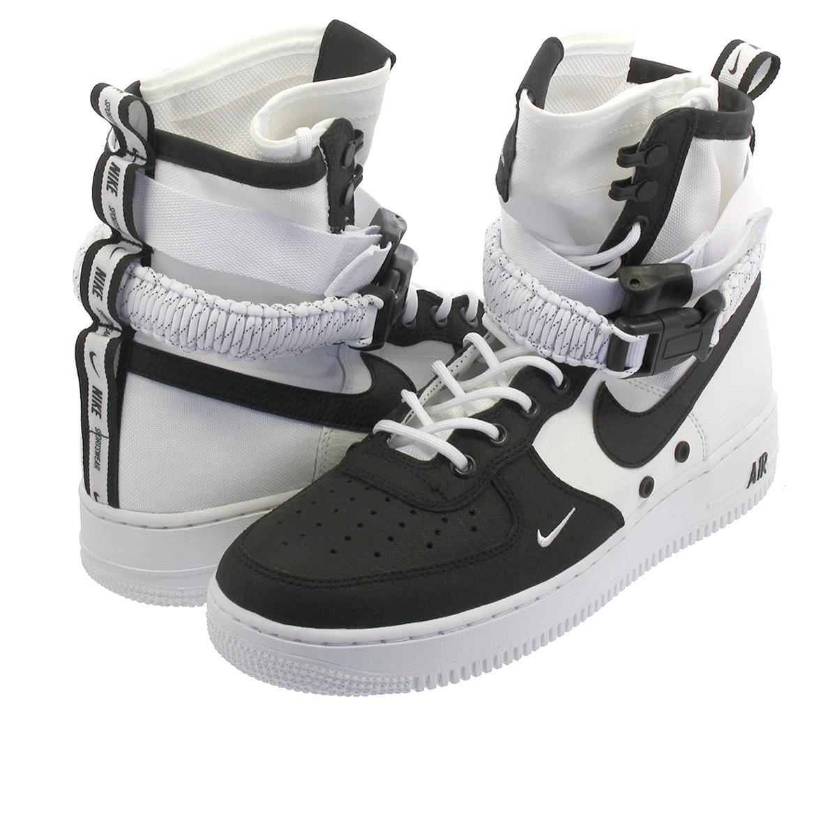 NIKE SPECIAL FIELD AIR FORCE 1 Nike special field air force 1 WHITEBLACKWHITE 864,024 100