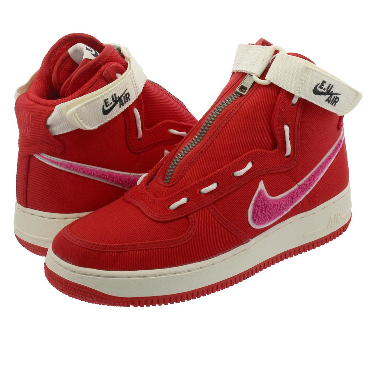 pretty nice 83089 b8a8f NIKE AIR FORCE 1 HIGH Nike air force 1 high TEAM RED/SAIL/PINK BLAST  av5840-600