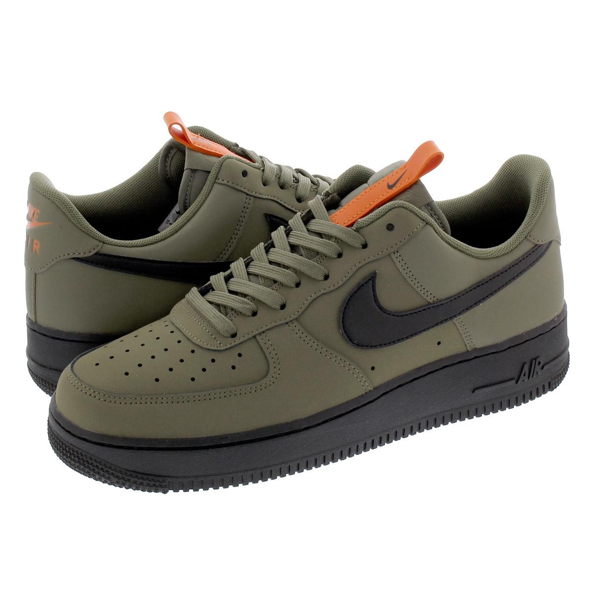 nike air force 1 medium olive
