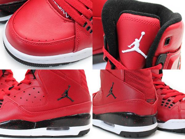 NIKE AIR JORDAN SC-1 Nike Air Jordan SC-1 RED/WHITE/BLACK