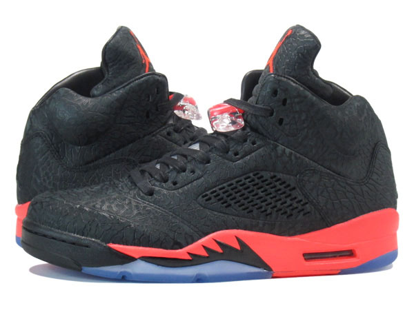 NIKE AIR JORDAN 3LAB5 ナイキ エア ジョーダン 3LAB5 BLACK/RED 599581-010