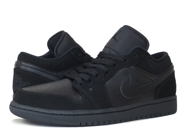 NIKE AIR JORDAN1 LOW Nike Air Jordan 1 low BLACK