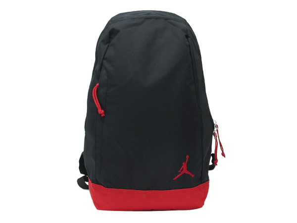 NIKE JORDAN JUMPMAN BACKPACK Nike Jordan jump man backpack BLACK GYM RED