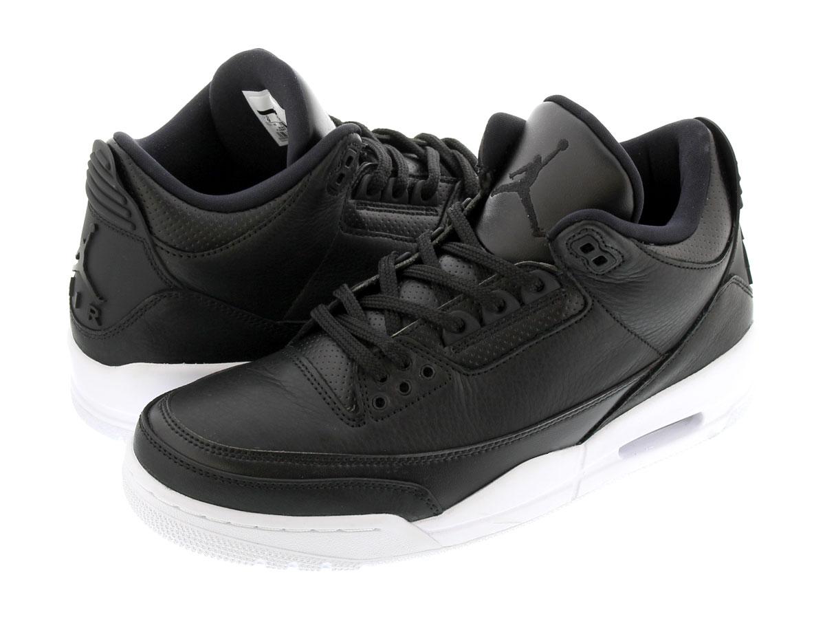 SELECT SHOP LOWTEX | Rakuten Global Market: NIKE AIR JORDAN 3 RETRO Nike Air Jordan 3 nostalgic BLACK/BLACK/WHITE