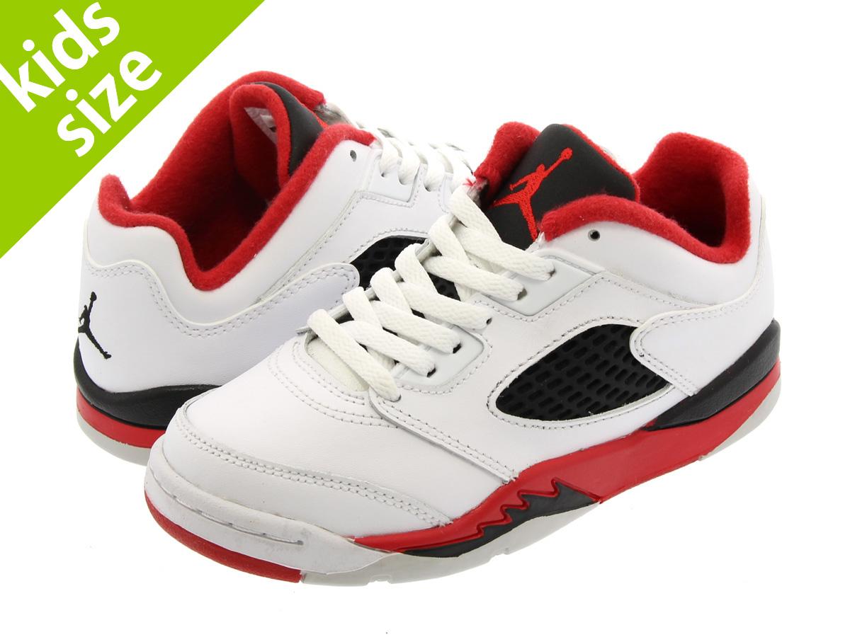 3adac3c0a3b NIKE AIR JORDAN 5 RETRO LOW PS Nike Air Jordan 5 nostalgic low PS WHITE/ ...