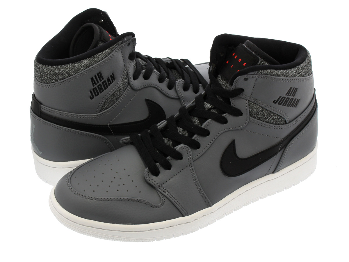 new product cd9e7 20cb6 ... ireland nike air jordan 1 retro high nike air jordan 1 nostalgic high  cool grey white