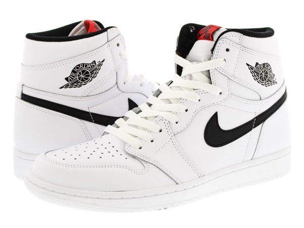 21be5a17a6c945 SELECT SHOP LOWTEX  NIKE AIR JORDAN 1 RETRO HIGH OG WHITE BLACK ...