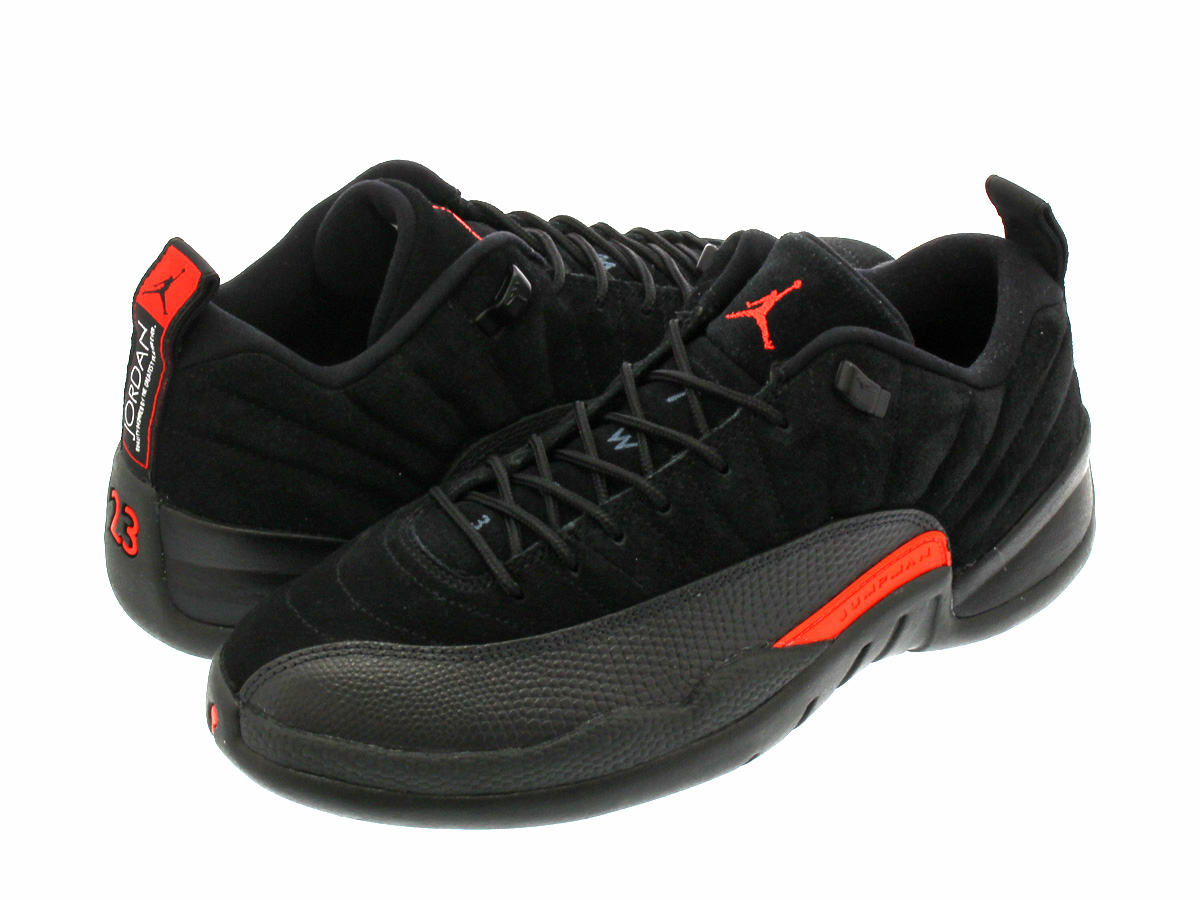 separation shoes 339c9 64557 NIKE AIR JORDAN 12 RETRO LOW Nike Air Jordan 12 Lorre fatty tuna BLACKMAX  ORANGEANTHRACITE