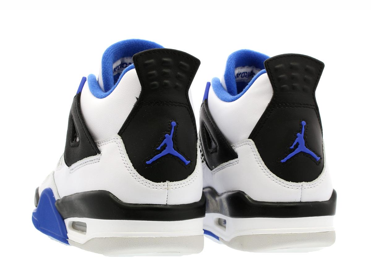 326031f6c3085 ... NIKE AIR JORDAN 4 RETRO TD Nike Air Jordan 4 nostalgic TD WHITEGAME  ROYAL ...