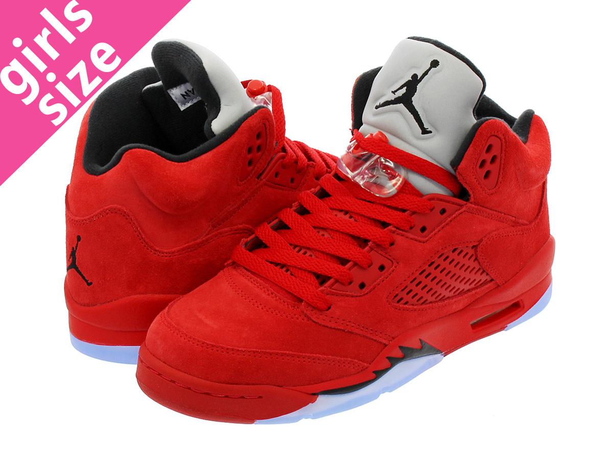 c56bc9cf71feb2 SELECT SHOP LOWTEX  NIKE AIR JORDAN 5 RETRO BG Nike Air Jordan 5 nostalgic  BG UNIVERSITY RED BLACK UNIVERSITY RED 440