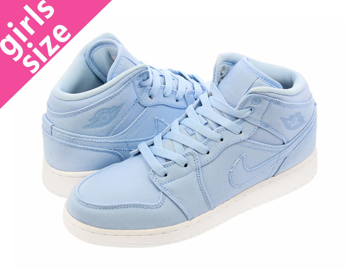 5017d2dc4c5 SELECT SHOP LOWTEX: NIKE AIR JORDAN 1 MID BG Nike Air Jordan 1 mid ...