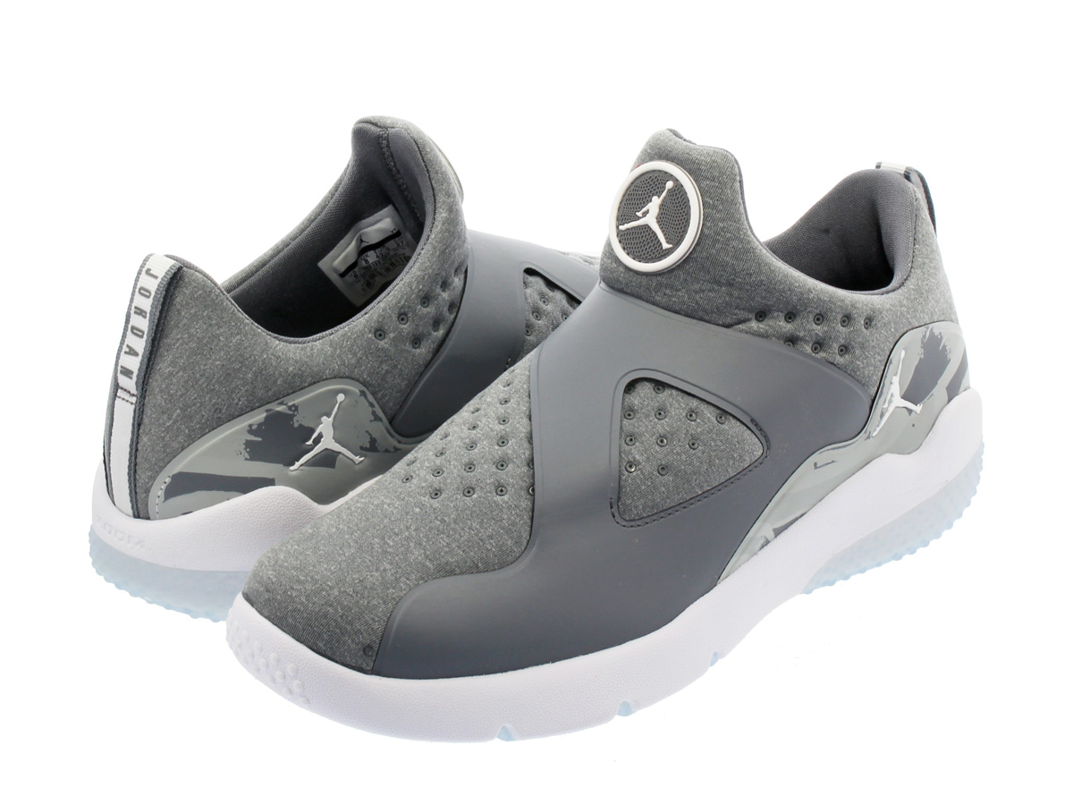 buy popular f8149 d3b70 NIKE AIR JORDAN TRAINER ESSENTIAL 나이키 에어 조던 트레이너 essential WOLF  GREY WHITE WHITE