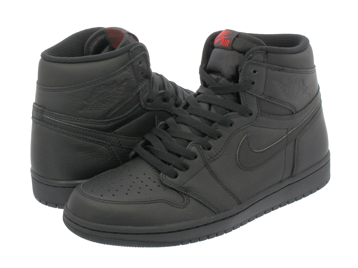 becaf716fc83 air jordan 1 retro high og black university red