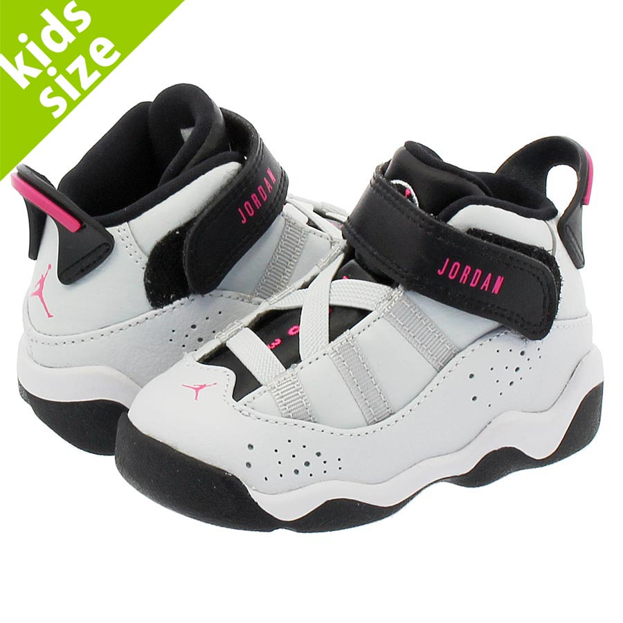 【ベビーサイズ】【8cm-16cm】 NIKE AIR JORDAN 6 RINGS GTナイキ