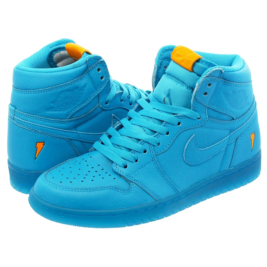 50805f3973a97b NIKE AIR JORDAN 1 RETRO HIGH OG G8RD耐吉空氣喬丹1重新流行高OG G8RD BLUE LAGOON BLUE  LAGOON