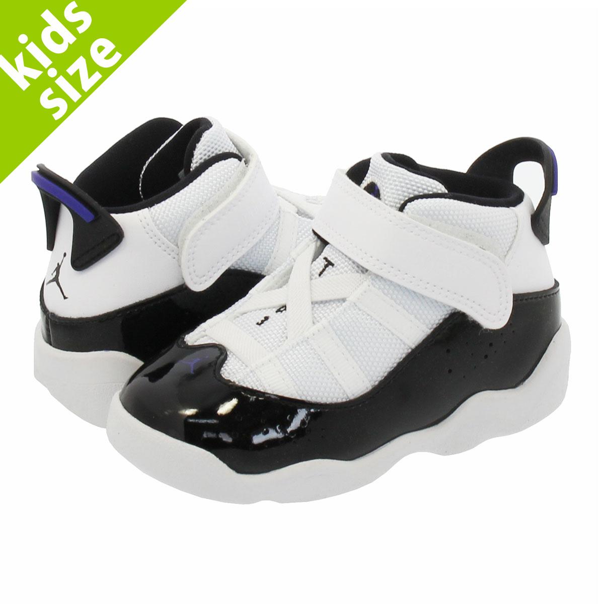 d0ad8580e1b SELECT SHOP LOWTEX: NIKE JORDAN 6 RINGS TD Nike Jordan 6 RINGS Co.,Ltd. TD  WHITE/BLACK | Rakuten Global Market