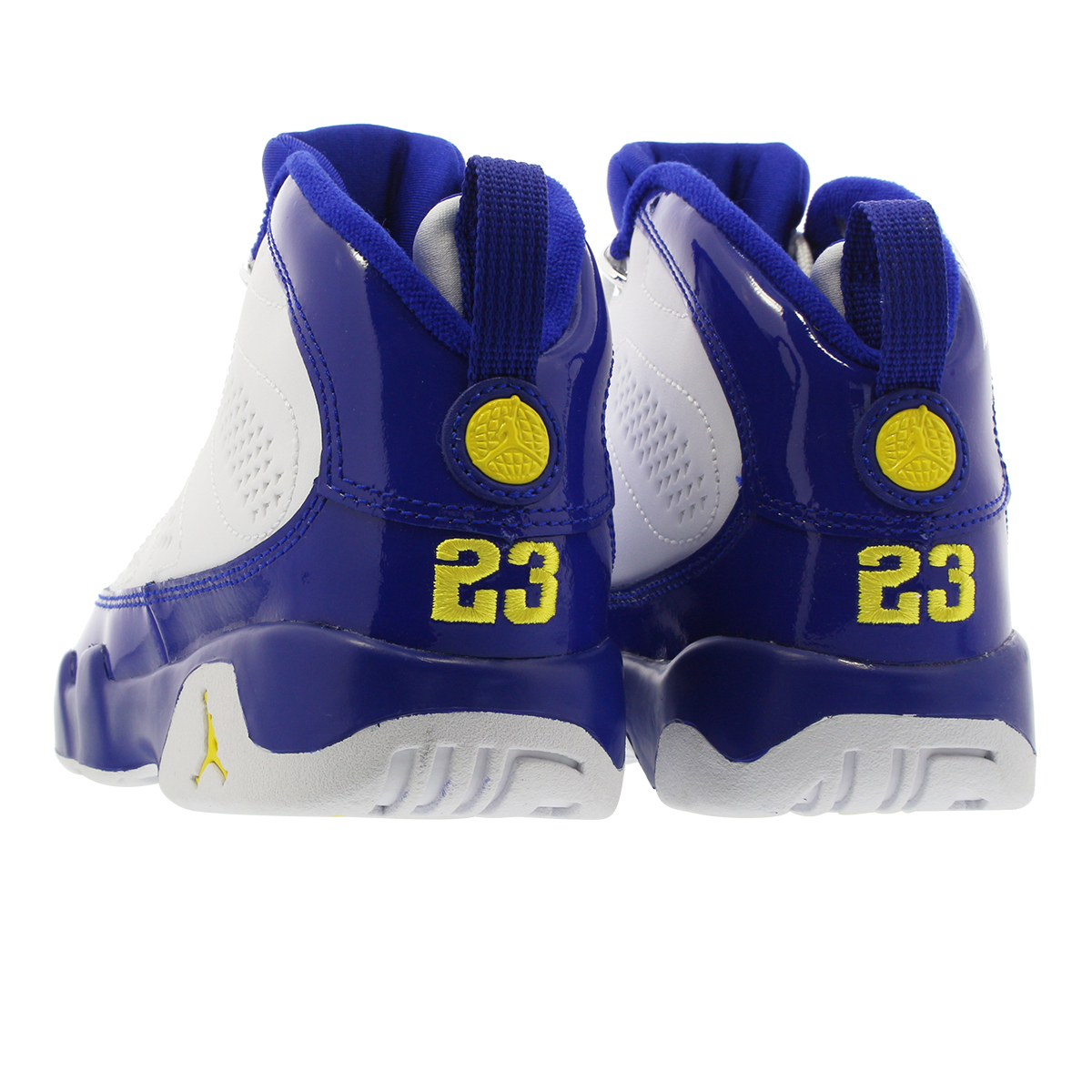 e65c083295866e NIKE AIR JORDAN 9 RETRO PS Nike Air Jordan 9 nostalgic PS WHITE CONCORD TOUR  YELLOW