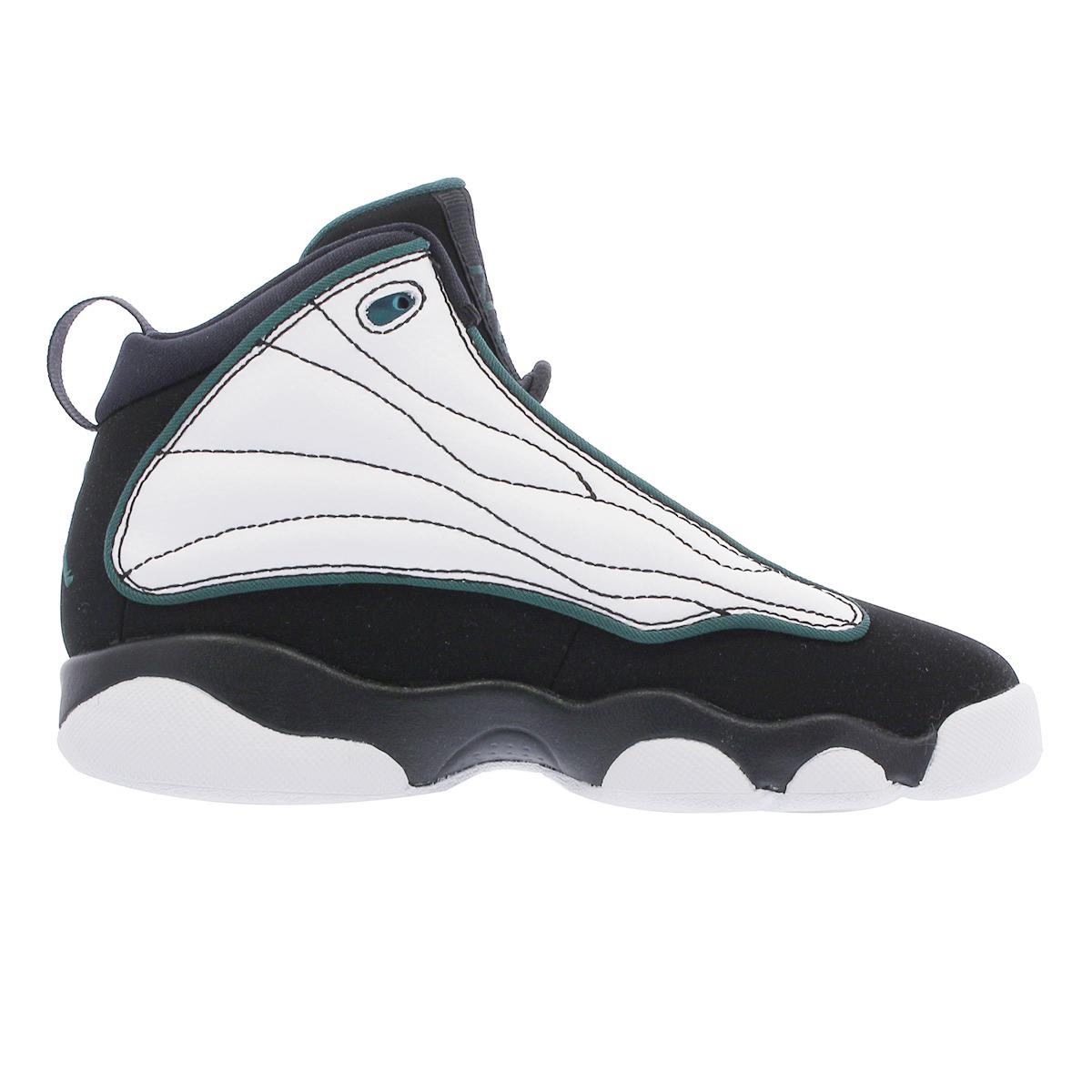 factory price a06b5 9c9ab ... NIKE JORDAN PRO STRONG PS Nike Air Jordan Prost long PS BLACK DARK PINE   ...