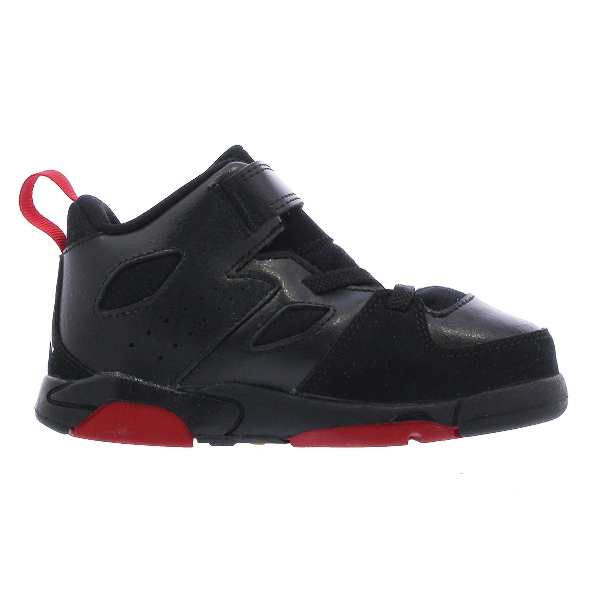 691a426c971 NIKE JORDAN FLIGHT CLUB 91 TD Nike Jordan flight club 91 TD BLACK RED  555
