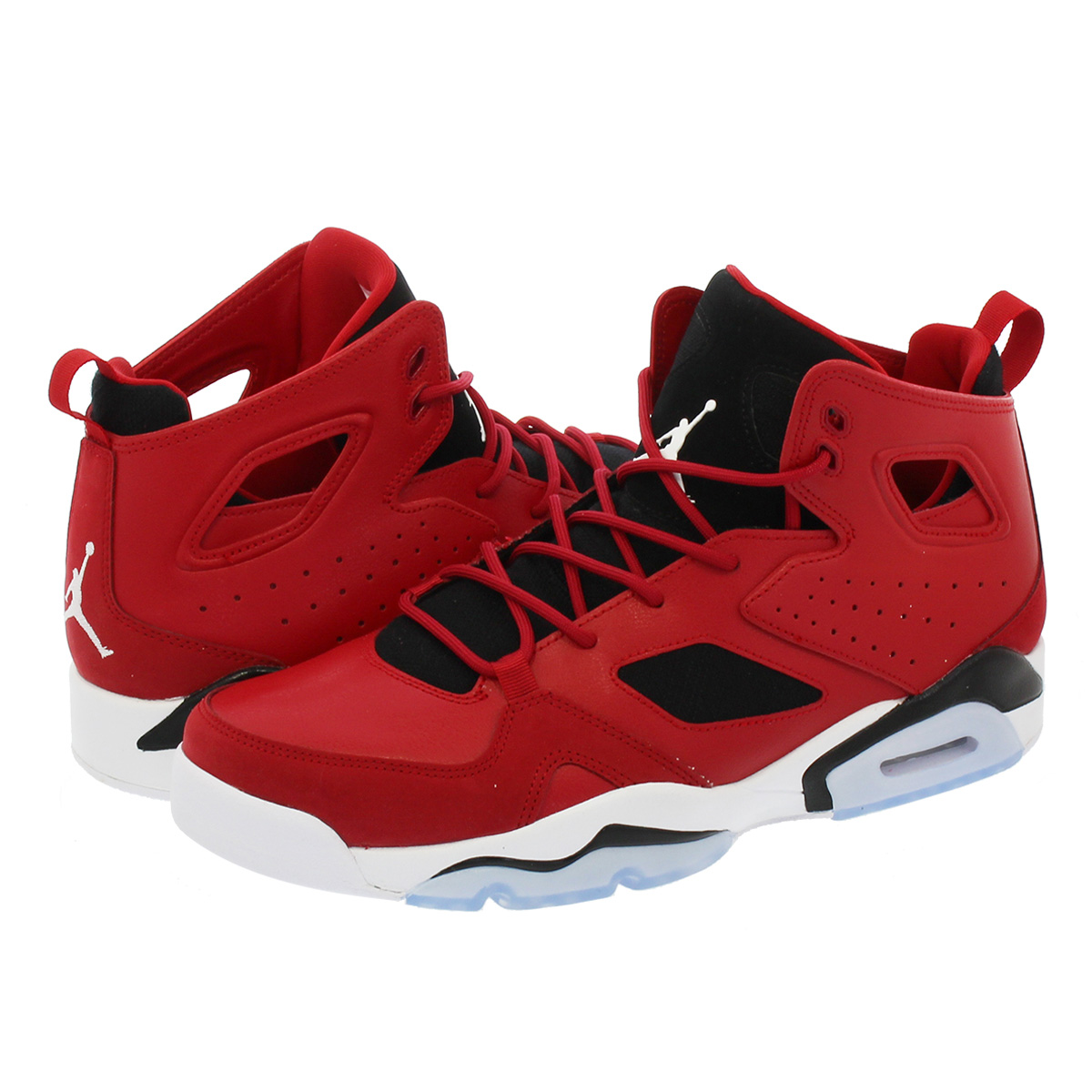 12435ef51825 NIKE JORDAN FLIGHT CLUB 91 Nike Jordan flight club 91 GYM RED BLACK WHITE