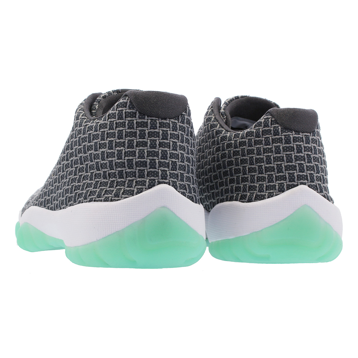 new style 0881b 4476e netherlands nike air jordan future low nike air jordan future low wolf grey  emerald rise white