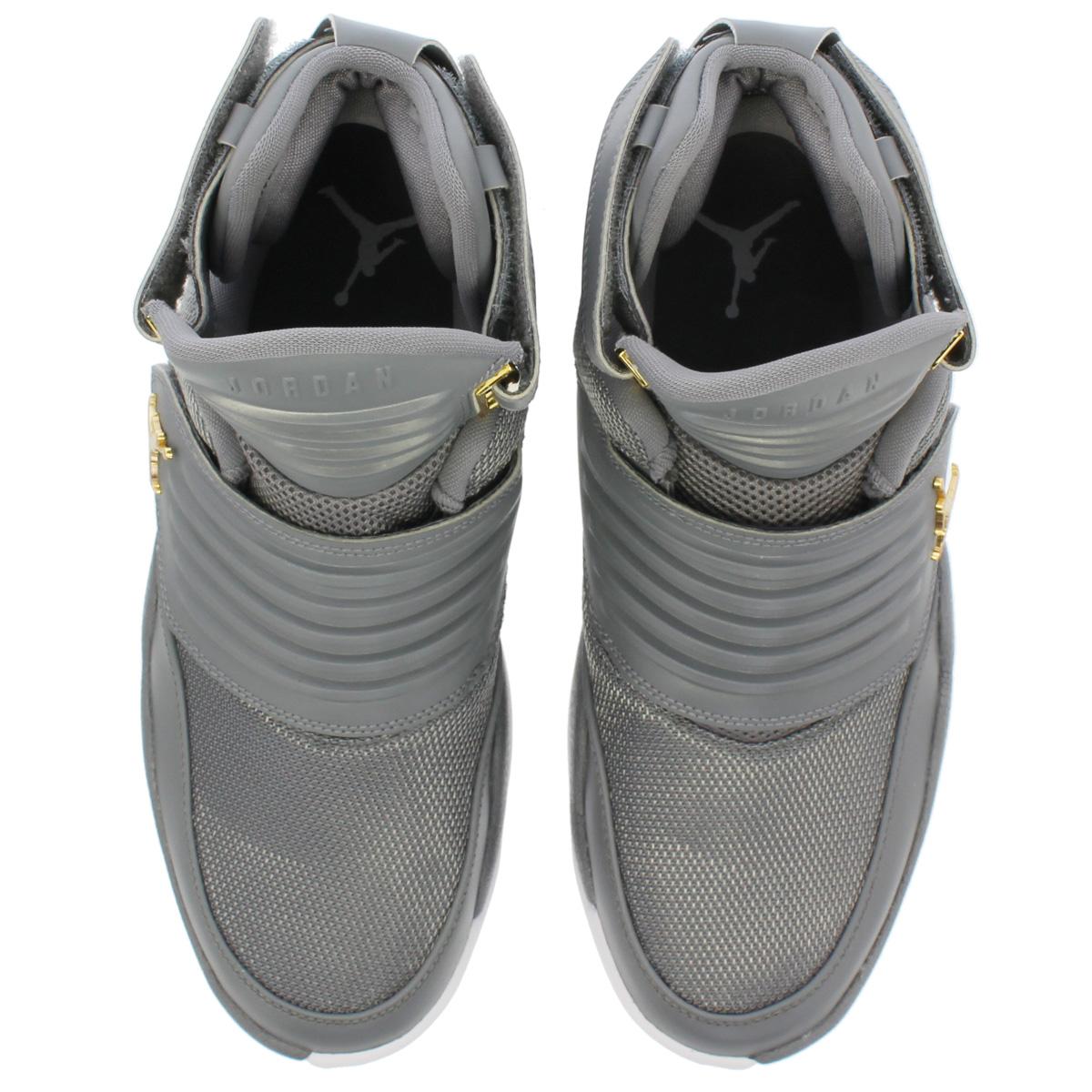 pretty nice 70b42 2a44f ... NIKE JORDAN GENERATION 23 Nike Jordan generation 23 COOL GREY WHITE GOLD  aa1294- ...