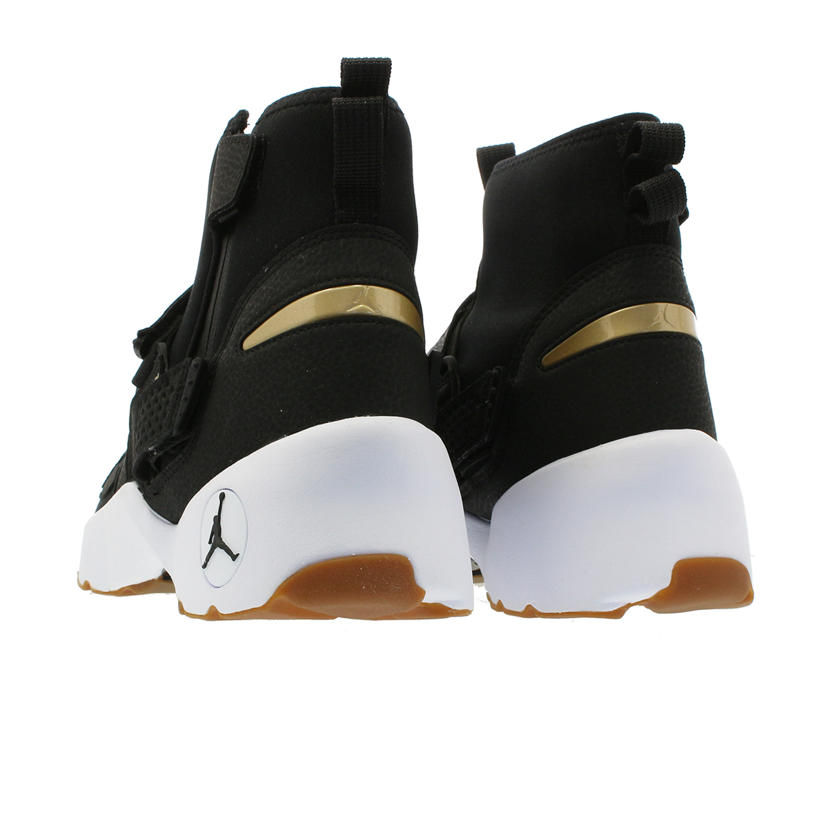 トランナー METALLIC GOLD/ ハイ NIKE JORDAN TRUNNER LX HIGH BLACK/ ジョーダン LX ナイキ WHITE