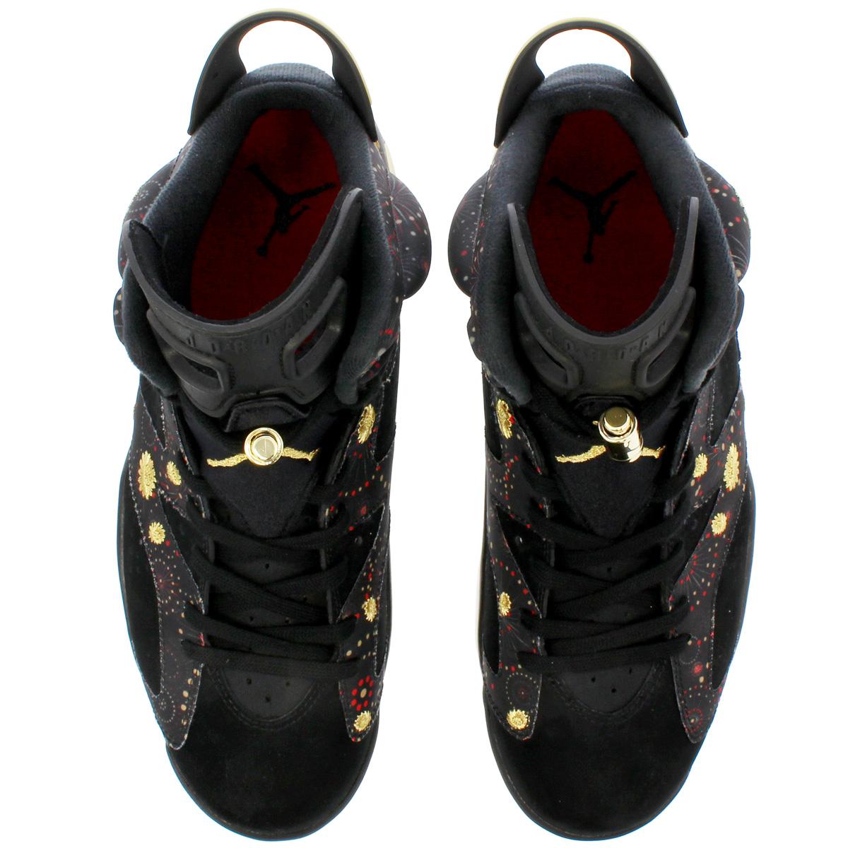 8e22e0c3357 ... NIKE AIR JORDAN 6 RETRO CNY Nike Air Jordan 6 nostalgic CNY BLACK/MULTI  COLOR ...