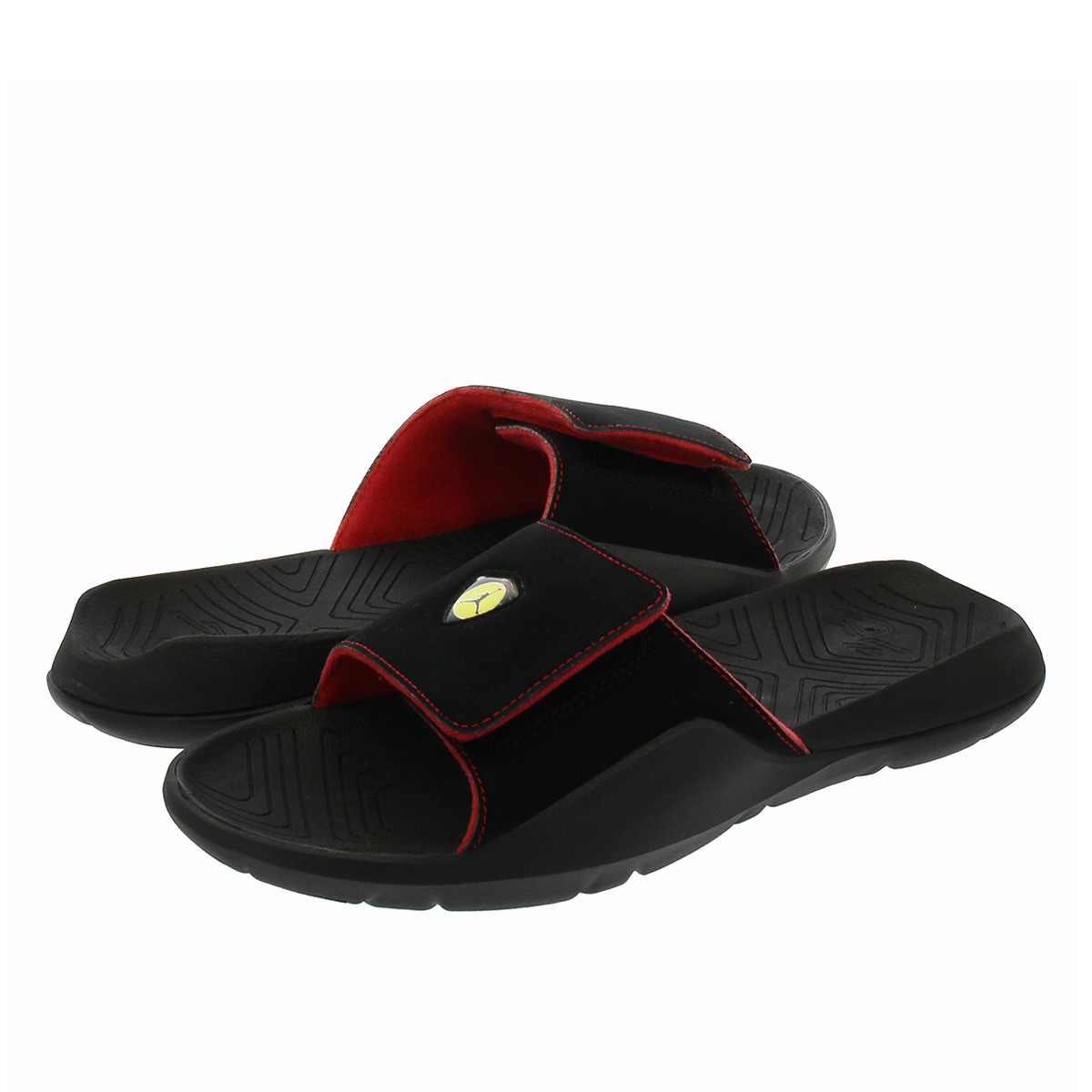 SELECT SHOP LOWTEX  NIKE JORDAN HYDRO 7 Nike Jordan high mud 7 BLACK BLACK   46dd344e3