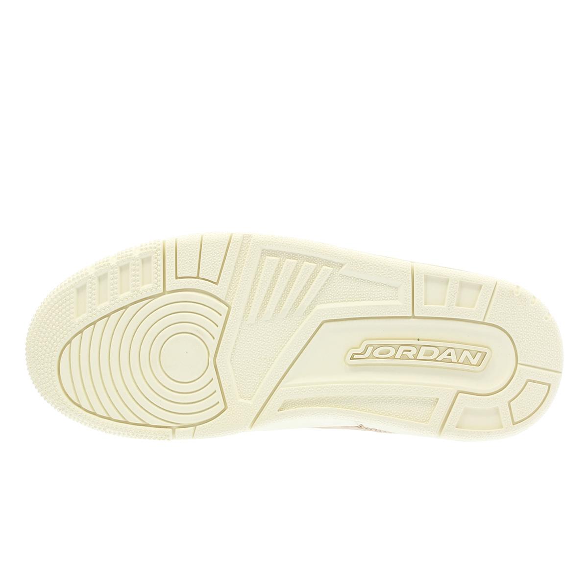d894955583f9 NIKE WMNS AIR JORDAN 3 RETRO SE Nike women Air Jordan 3 nostalgic PARTICLE  BEIGE METALLIC RED BRONZE SAIL ah7859-205
