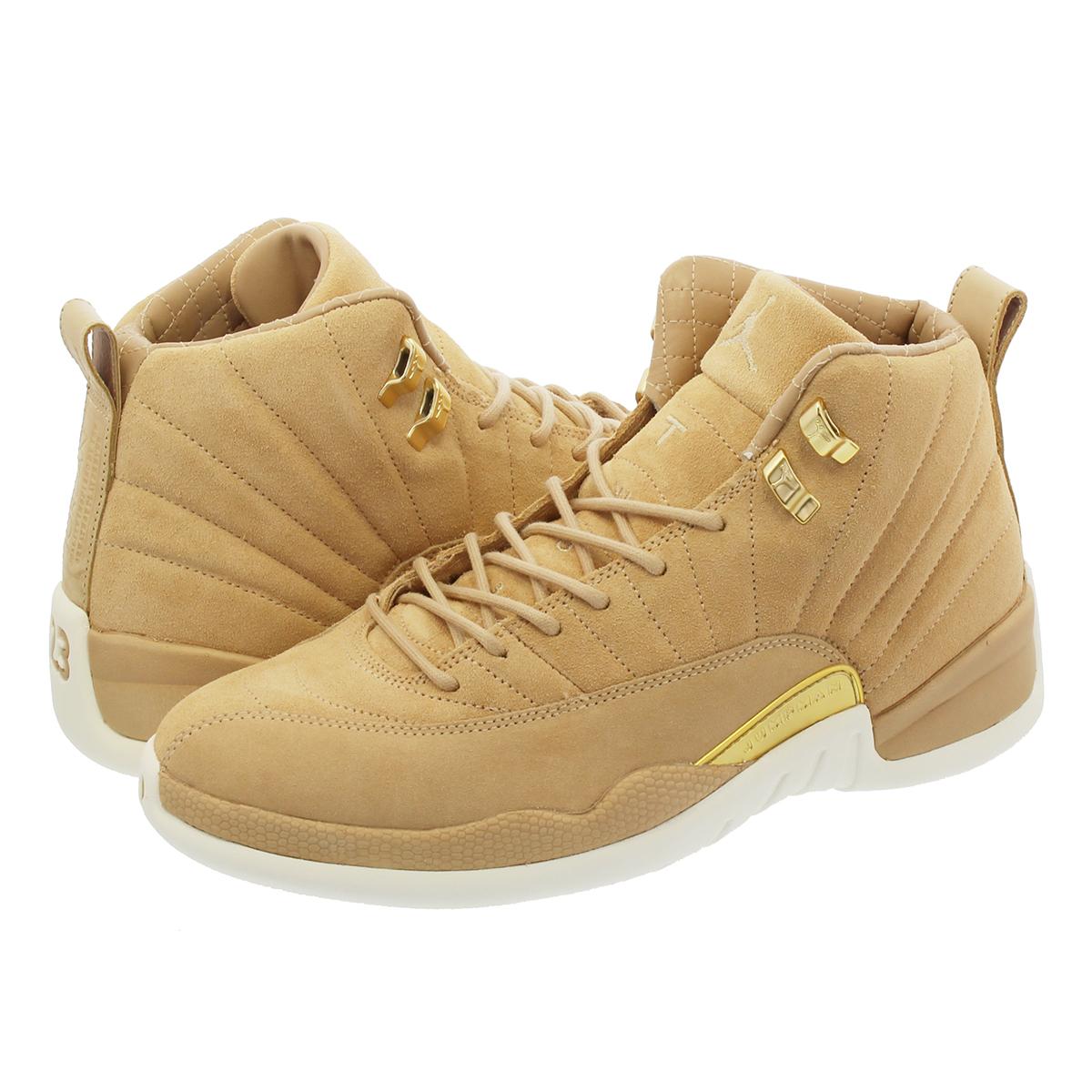 4ea918d83c5 SELECT SHOP LOWTEX: NIKE WMNS AIR JORDAN 12 RETRO Nike women Air Jordan 12  nostalgic VACHETTA TAN/MTLC GOLD/SAIL | Rakuten Global Market