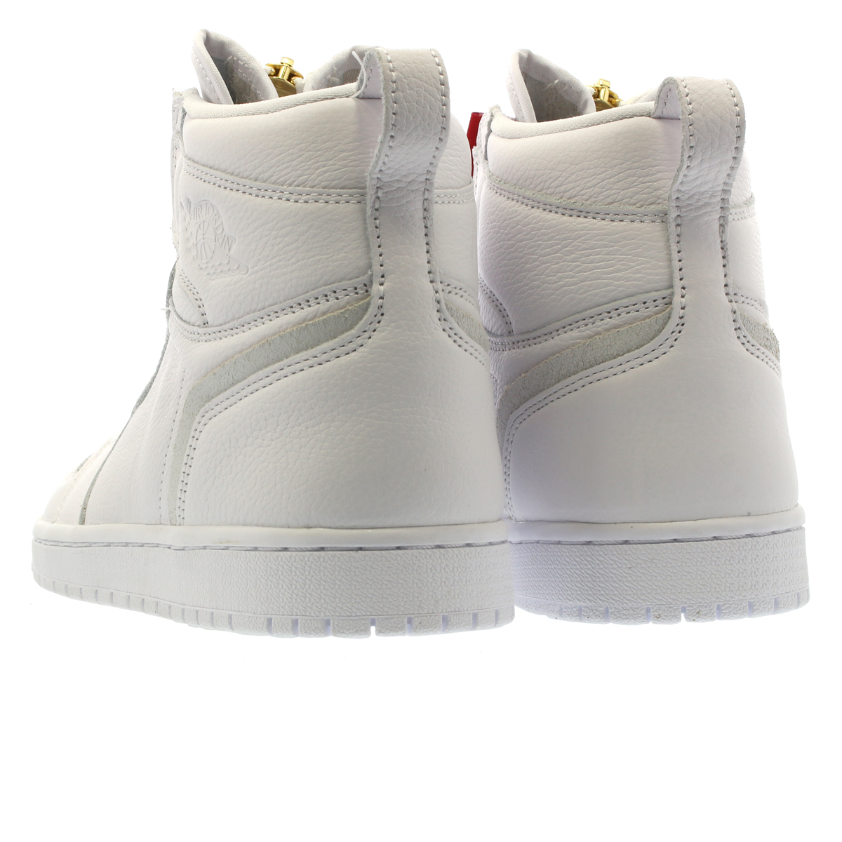 low priced c97d1 a9f0d NIKE WMNS AIR JORDAN 1 HIGH ZIP Nike women Air Jordan 1 high zip WHITE UNIVERSITY  RED aq3742-116-l
