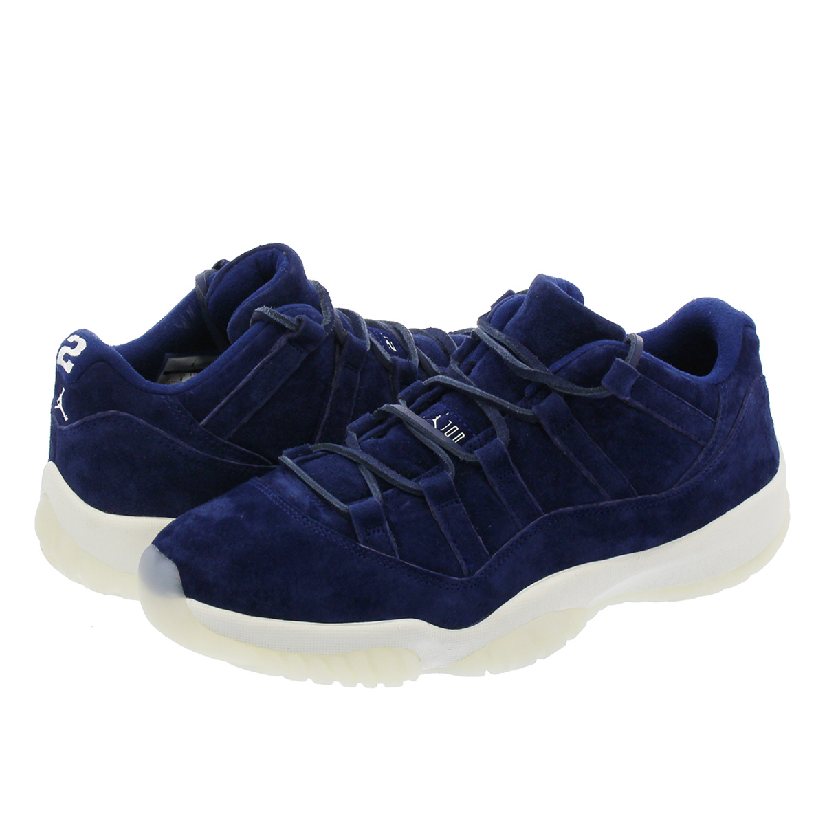4e1c3c560d5 NIKE AIR JORDAN 11 RETRO LOW Nike Jordan 11 nostalgic low BINARY BLUE SAIL BINARY  BLUE av2187-441