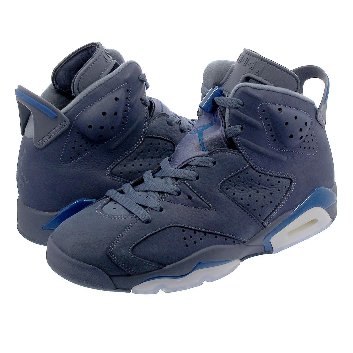 size 40 63742 31328 NIKE AIR JORDAN 6 RETRO Nike Air Jordan 6 nostalgic DIFFUSED BLUE/DIFFUSED  BLUE/COURT BLUE 384,664-400