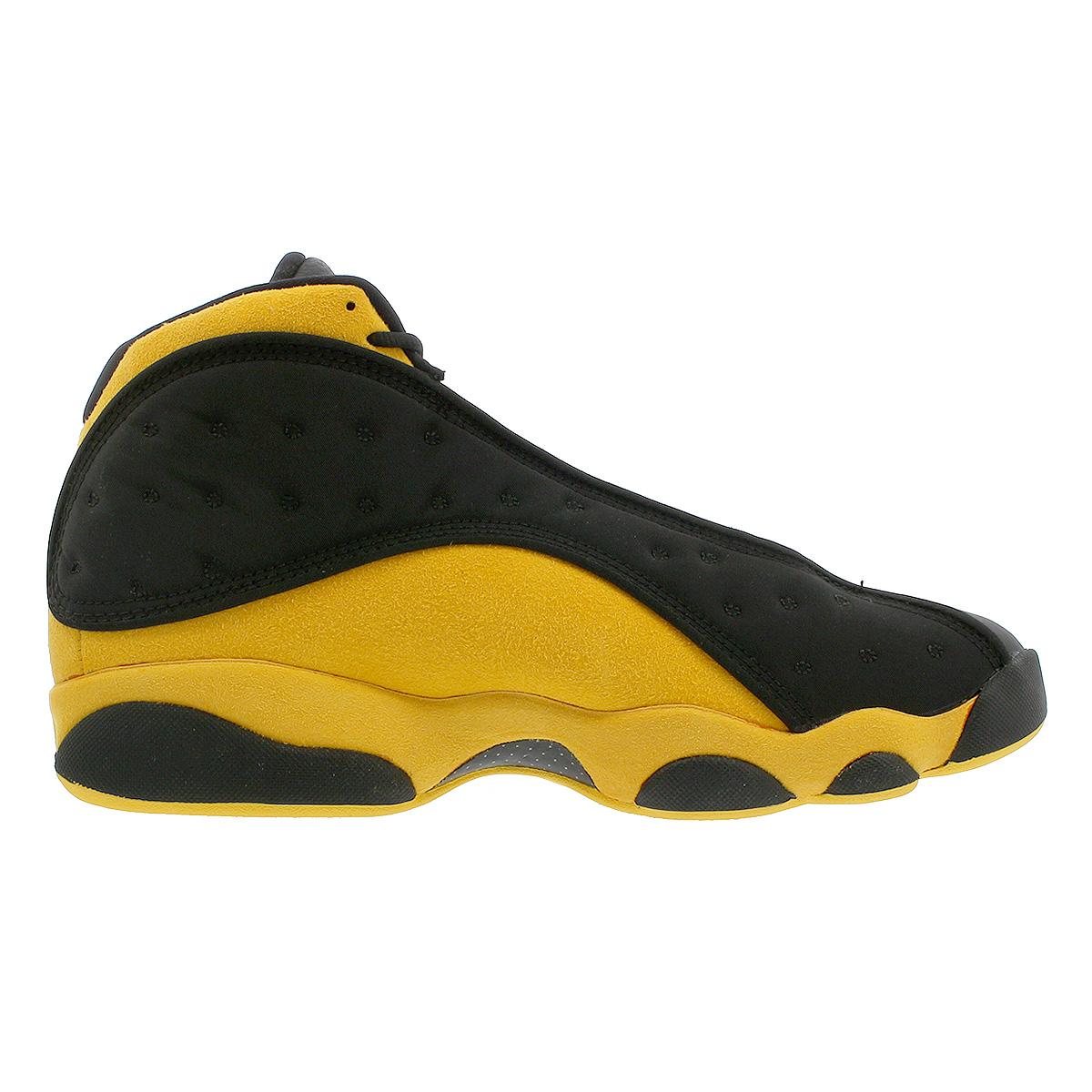 a8fbb59f062d NIKE AIR JORDAN 13 RETRO Nike Air Jordan 13 nostalgic BLACK UNIVERSITY  RED UNIVERSITY GOLD 414