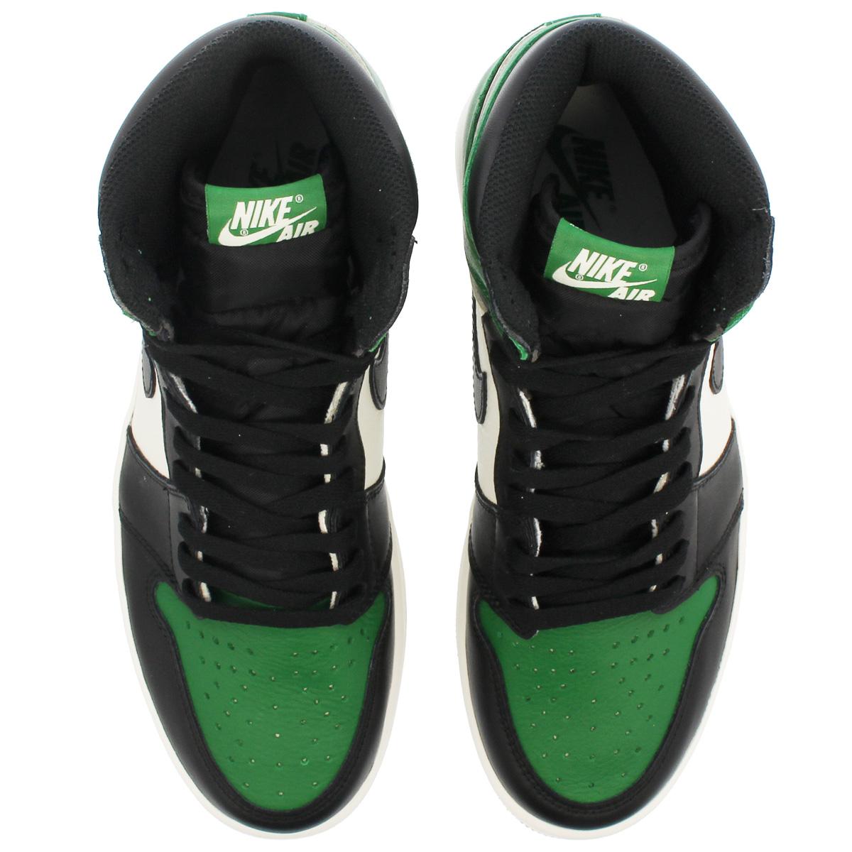 bb5d0ef204f ... NIKE AIR JORDAN 1 RETRO HIGH OG Nike Air Jordan 1 nostalgic high OG  PINE GREEN ...