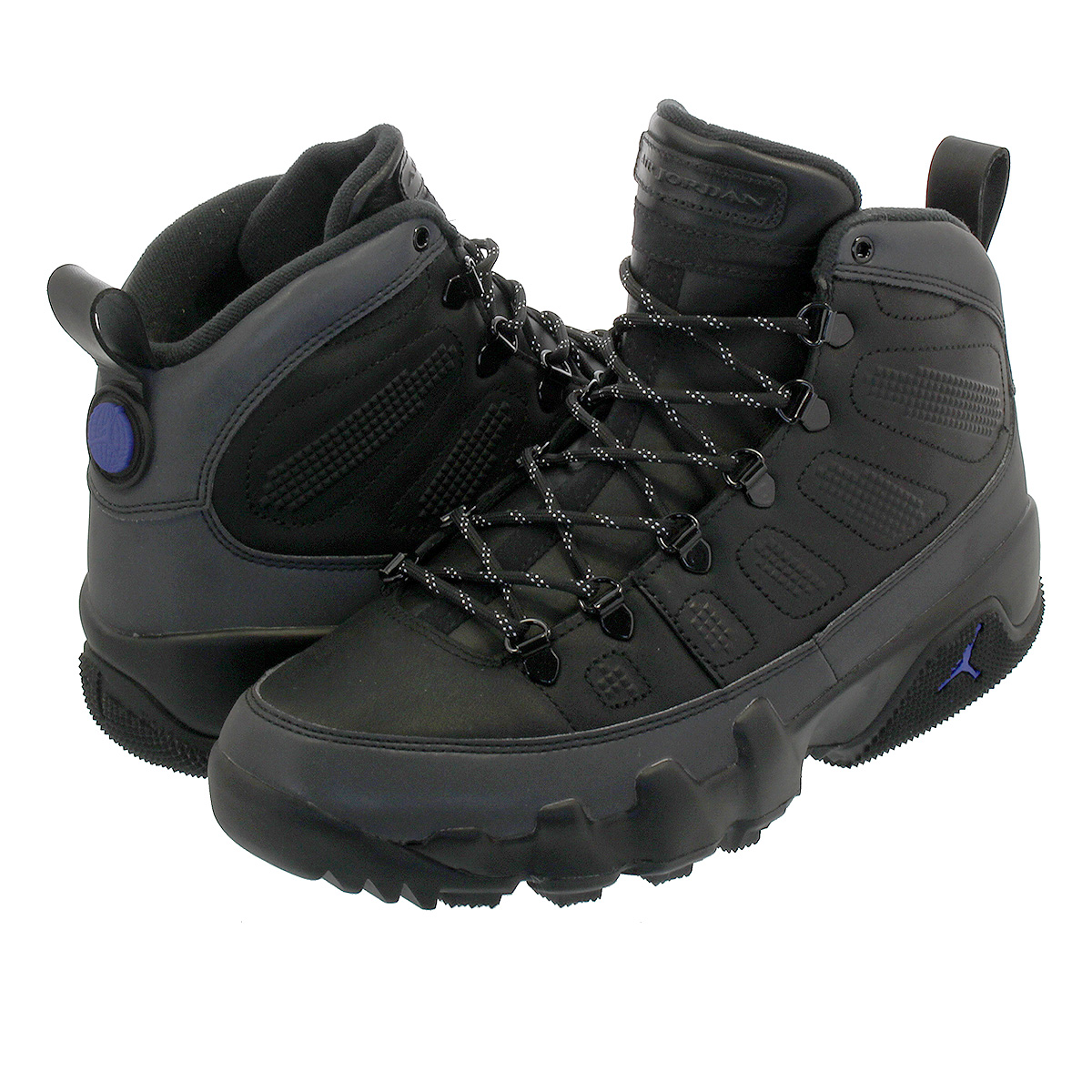 the latest 904af fc993 メンズ スニーカー ブーツ 靴 ブラック 黒 ar4491-001 NIKE AIR JORDAN 9 RETRO NRG ナイキ
