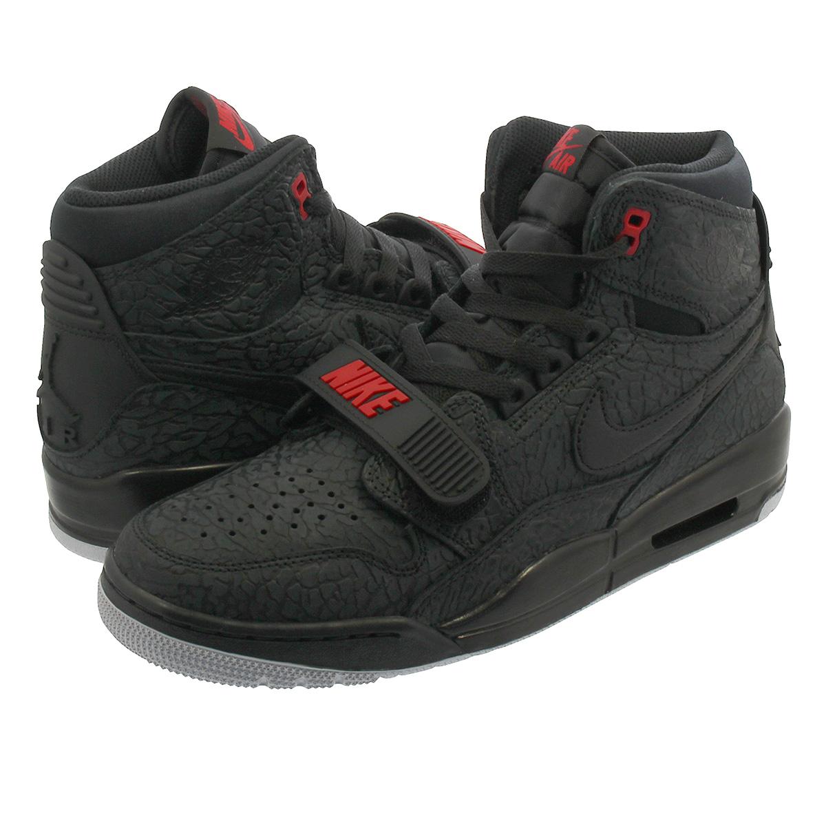 a657bd87f64 SELECT SHOP LOWTEX: NIKE AIR JORDAN LEGACY 312 Nike Air Jordan Legacy 312  BLACK/BLACK/VARSITY RED av3922-006 | Rakuten Global Market