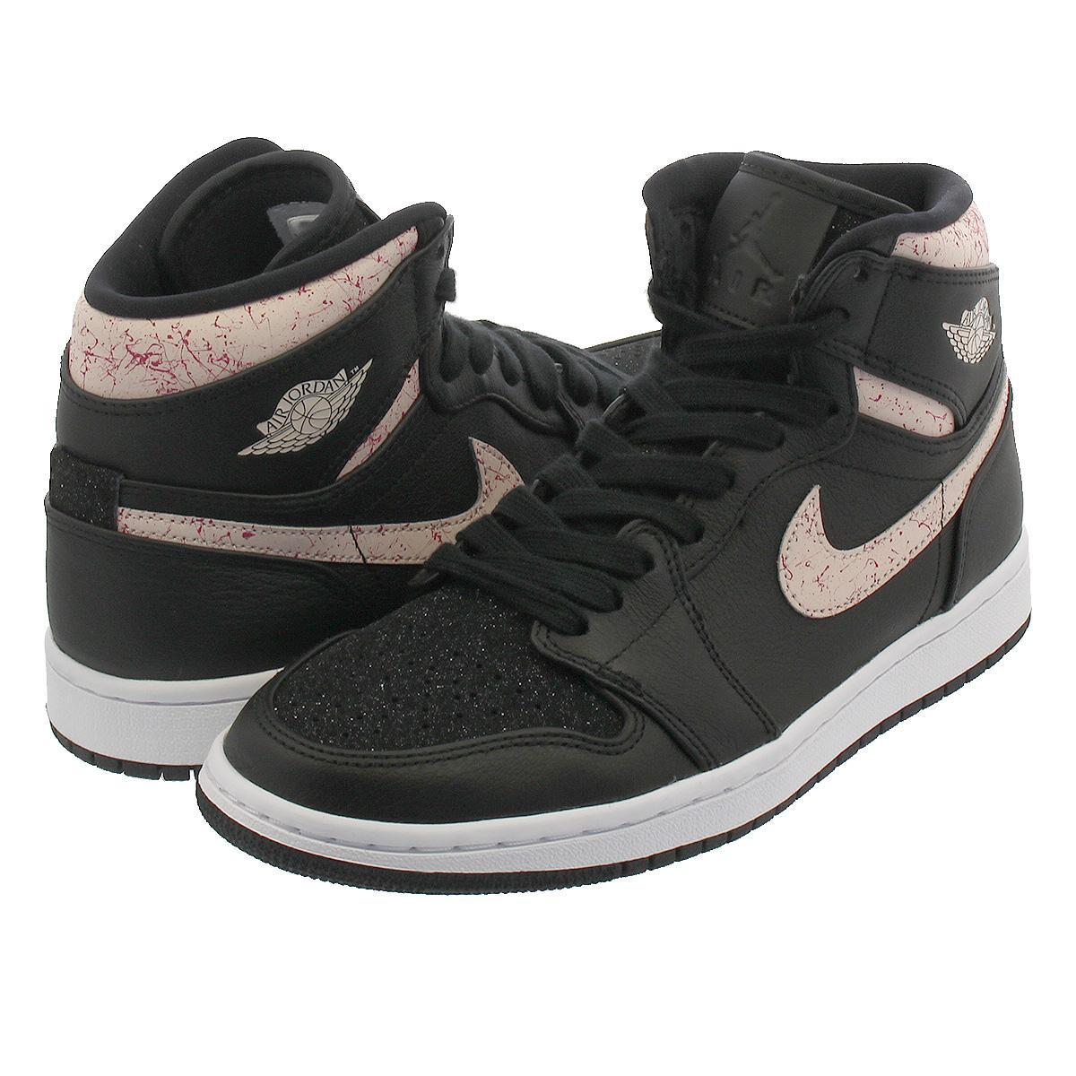 a5cc789a372 ... NIKE WMNS AIR JORDAN 1 RETRO HIGH PREMIUM Nike women Air Jordan 1  nostalgic high premium ...