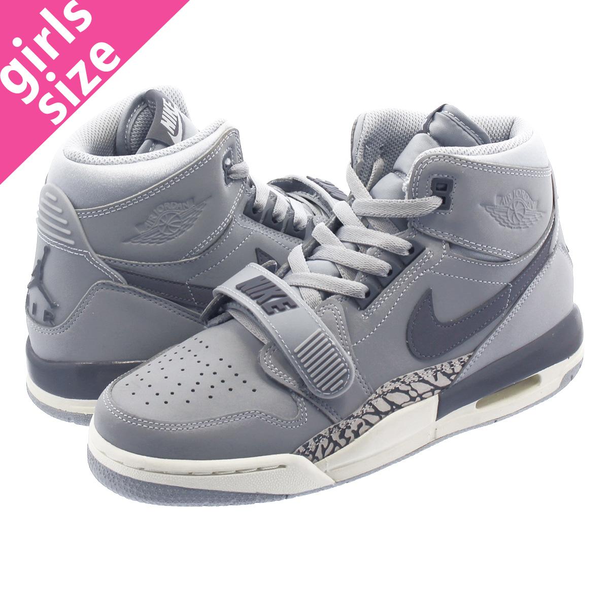more photos e3128 d8a83 NIKE AIR JORDAN LEGACY 312 GS Nike Air Jordan Legacy 312 GS WOLF GREY LIGHT  GRAPHITE SAIL at4040-002