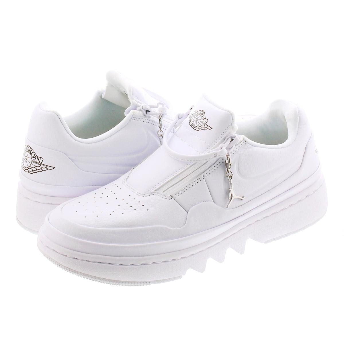 hot sale online 42405 fcb4a NIKE WMNS AIR JORDAN 1 JESTER XX LOW Nike women Air Jordan 1 Jester XX low  WHITE/BLACK/WHITE av4050-100